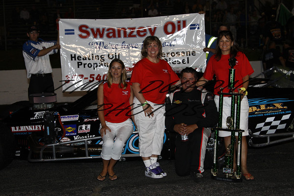 VMRS 8/25/12 Victor Johnson Memorial presented by Swanzy Oil Monadnock Speedway