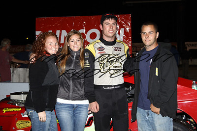 VMRS 9/14/12 Lincoln Tech 80 Stafford Motor Speedway