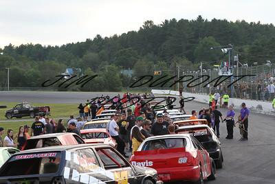 VMRS 7/13/13 Cannan Fair Speedway 100