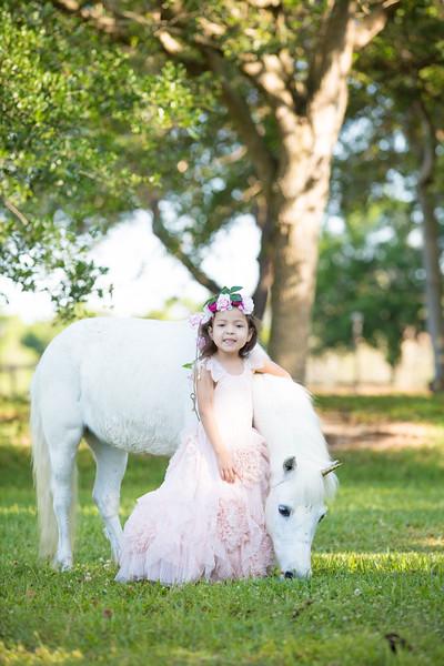 Valentina & Her Unicorn-27