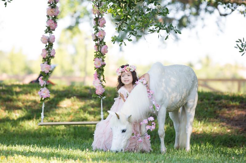 Valentina & Her Unicorn-7