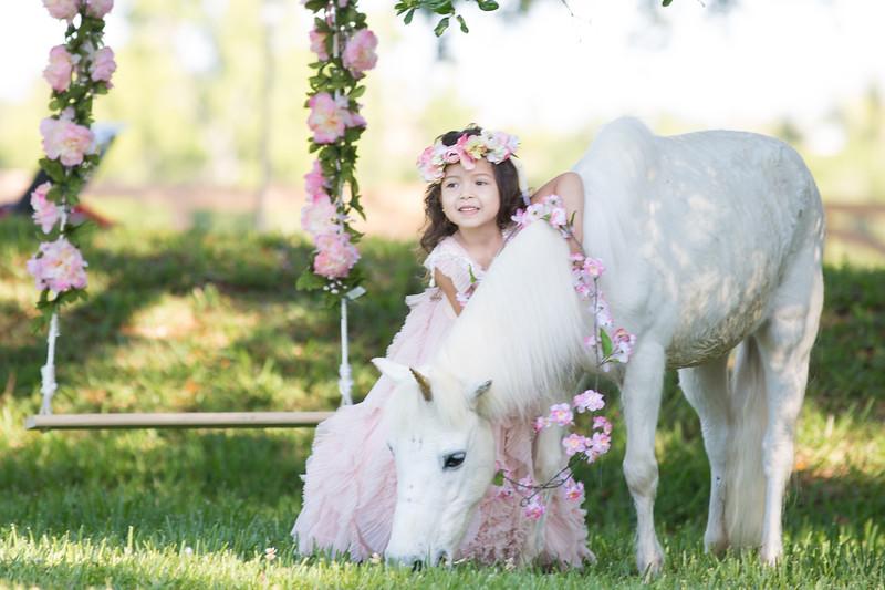 Valentina & Her Unicorn-8