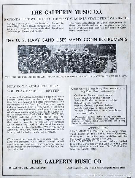 1950 Band Festival 02-17-19