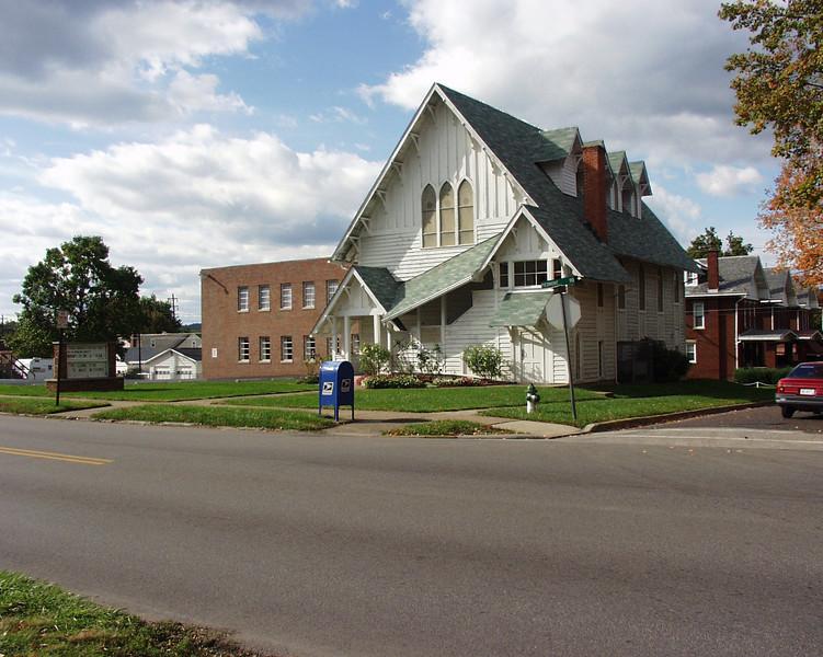 Vinson Memorial Christian Church