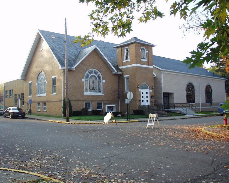 Park Christian Church, Dennison Ohio. Dads First!