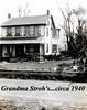 Grandma Stroh's House