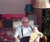Grandpa Valentine and me…