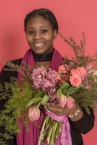 Flower lady _1345
