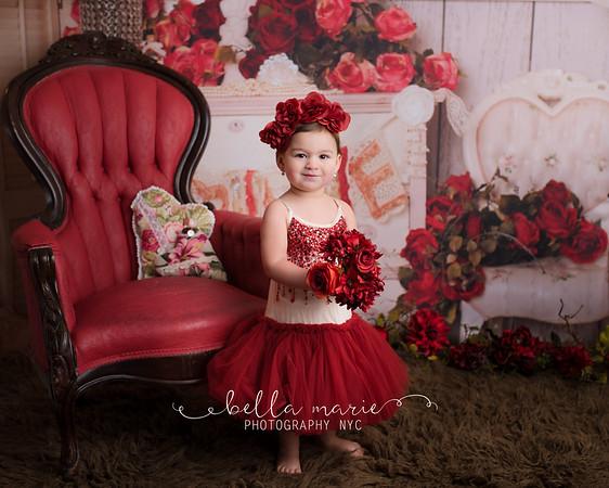 Andrea / Valentine's Day Mini Session