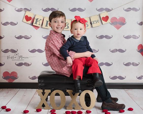 Emma & Ryan ~ Valentine's Day Session