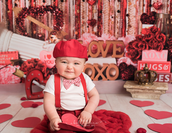 Nicholas's First Valentine Day