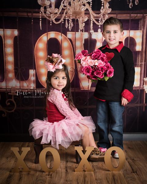 Sophia & Brody Valentine's Day
