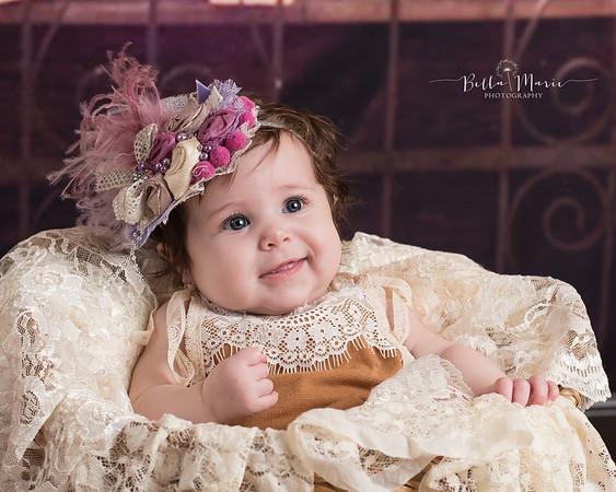 Sweet Baby Harper ~ 3 months