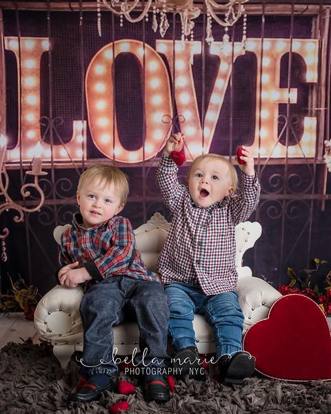Valentine Brothers!