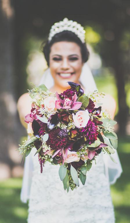 Valeria + Angel wedding