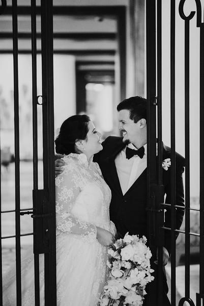 Valeria & Tyler Hotel Intercontinental Wedding