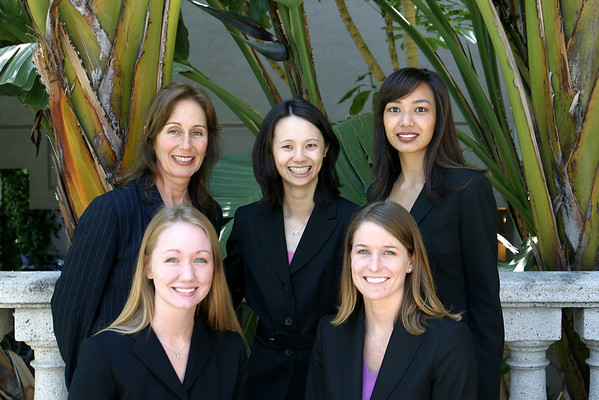 The Ritz-Carlton, Marina del Rey Sales Team...