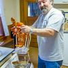 Steve loves lobsters