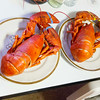 Steve shared lobsters