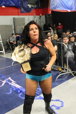 Valkyrie Women's Wrestling V Valhalla March 7, 2015