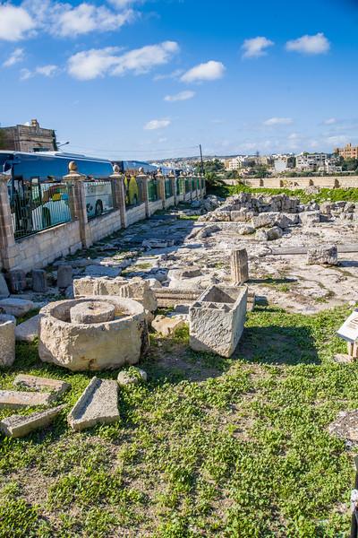 Domus Romana, Mdina