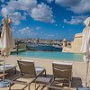 Hotel Phoenicia pool terrace