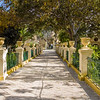 Floriana gardens, Valletta