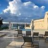 Hotel infinity pool