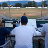 08/01/2011 - 1st round of 2011 VBL Play-Offs - Covington at New Market : Covington 4, New Market 1