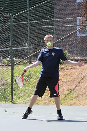 Academy tennis