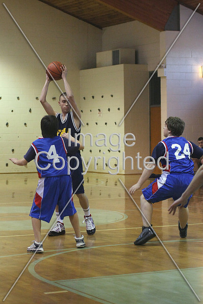 Middle School Basketball