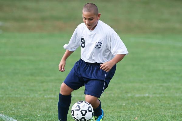 Middle School Soccer vs. Westmont Christian