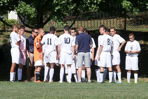 Varsity soccer vs. Devon Prep