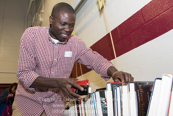 55th Annual Five Colleges Book Sale