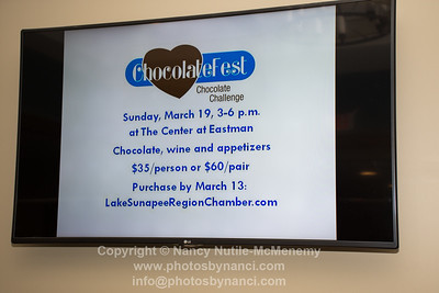 20th Chocolate Festival and Chocolate Challenge