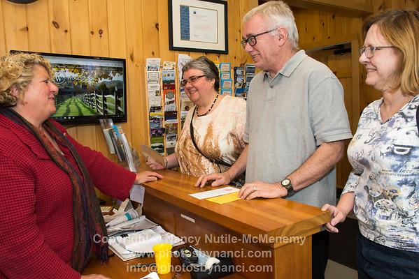 Beth Finlayson, Woodstock Chamber