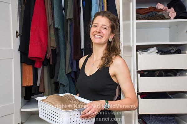 Eva Loomis Nest Professional Organizing