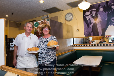 Pattie and Toby Fried