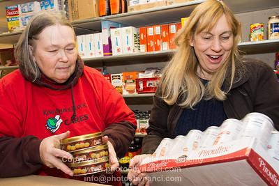 KAF Employee Mary Tinkham