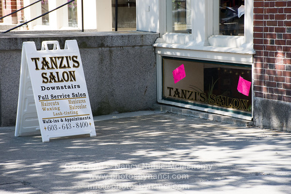Heather Simpson Blake Tanzi's Salon