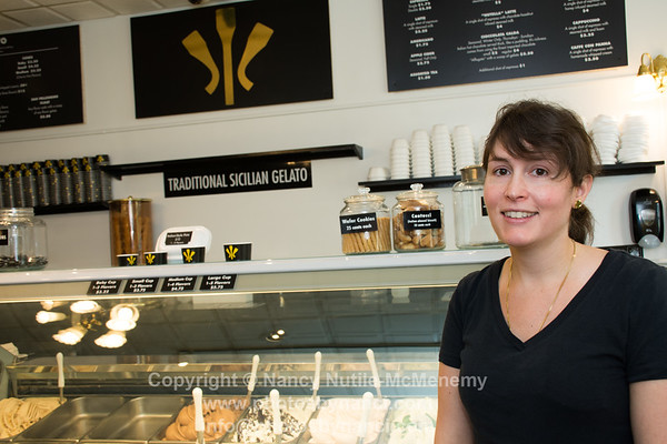 Morgan Morano, CEO Morano Gelato, Inc.