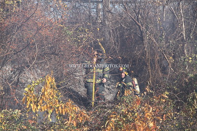 Brush Fire 11/20/13