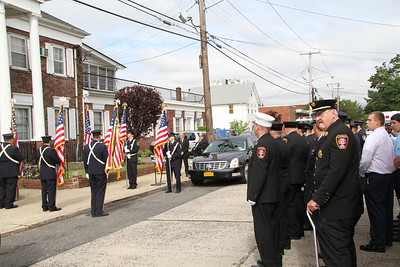 Funeral For FF Chris Schroeder