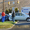 Two car crash in Valley Stream