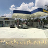 Fire Extinguishing Power Discharges at Valley Stream Gas Station
