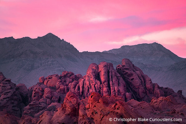 Light and Shadows - Valley of Fire