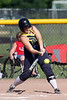Valley Lutheran varsity softball vs Vestaburg.