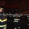 Valley Stream F D  3rd Alarm Building Fire W Merrick Rd c-s Shaw Ave 8-8-12-13