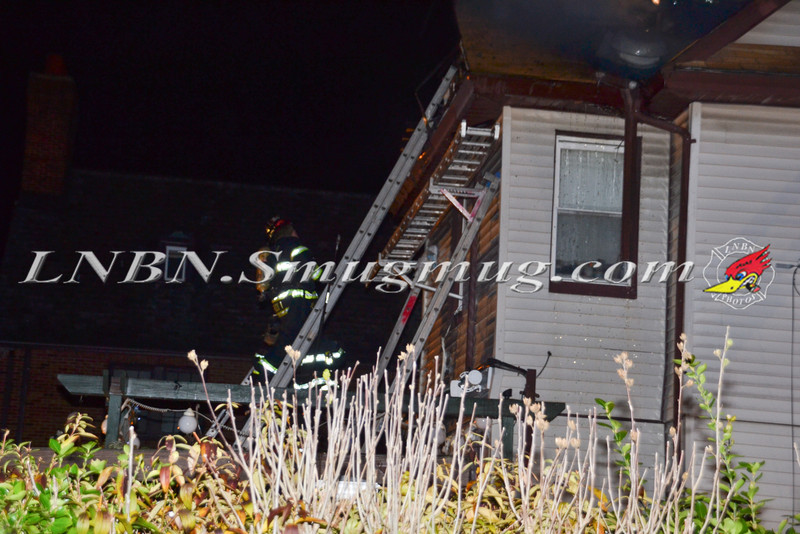 Valley Stream F D  House Fire 11-25-11-17
