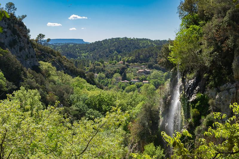 Vallon des Carmes, pépite de la Provence Verte - I